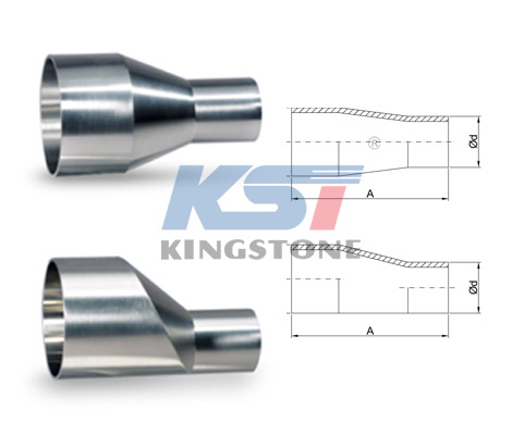 Welded Reducers (long Type)