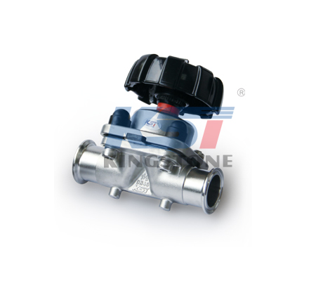 MANUAL diaphragm valve