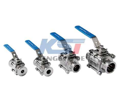 Non-retention ball valve