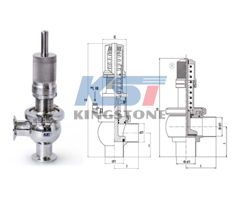 Safety valve(Relief valve)